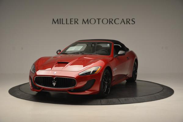 New 2017 Maserati GranTurismo Sport Special Edition for sale Sold at McLaren Greenwich in Greenwich CT 06830 2