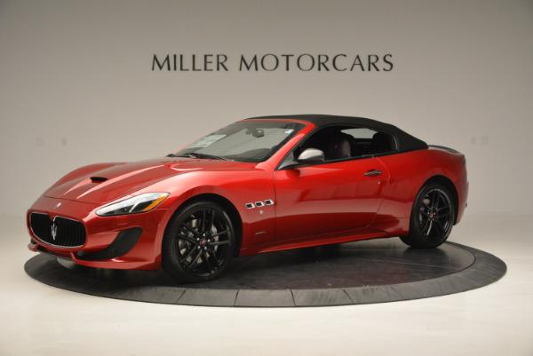 New 2017 Maserati GranTurismo Sport Special Edition for sale Sold at McLaren Greenwich in Greenwich CT 06830 4
