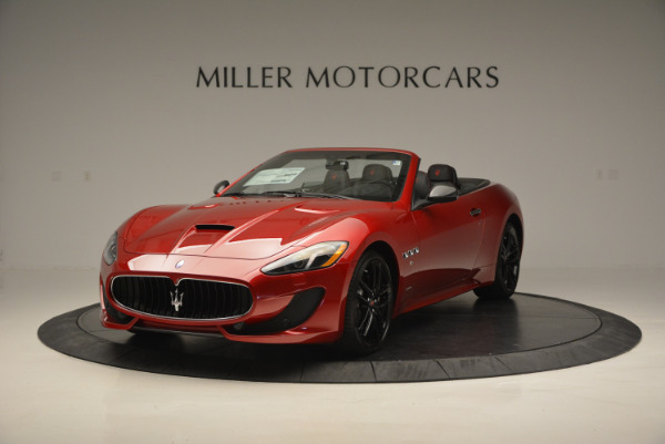 New 2017 Maserati GranTurismo Sport Special Edition for sale Sold at McLaren Greenwich in Greenwich CT 06830 1