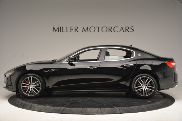 Used 2016 Maserati Ghibli S Q4  EX-LOANER for sale Sold at McLaren Greenwich in Greenwich CT 06830 3