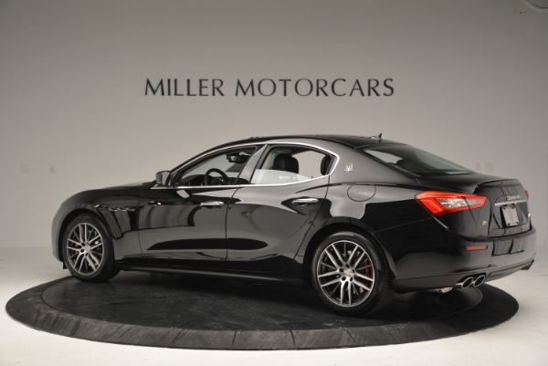 Used 2016 Maserati Ghibli S Q4  EX-LOANER for sale Sold at McLaren Greenwich in Greenwich CT 06830 4