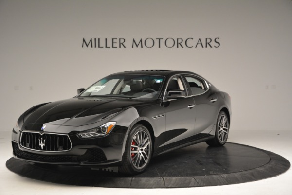 Used 2016 Maserati Ghibli S Q4  EX-LOANER for sale Sold at McLaren Greenwich in Greenwich CT 06830 1