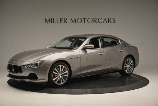 Used 2016 Maserati Ghibli S Q4  EX- LOANER for sale Sold at McLaren Greenwich in Greenwich CT 06830 2