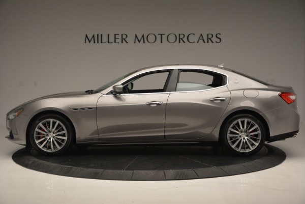 Used 2016 Maserati Ghibli S Q4  EX- LOANER for sale Sold at McLaren Greenwich in Greenwich CT 06830 3
