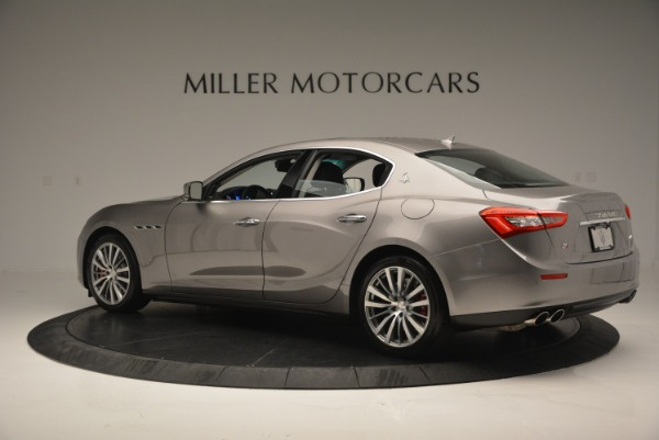 Used 2016 Maserati Ghibli S Q4  EX- LOANER for sale Sold at McLaren Greenwich in Greenwich CT 06830 4
