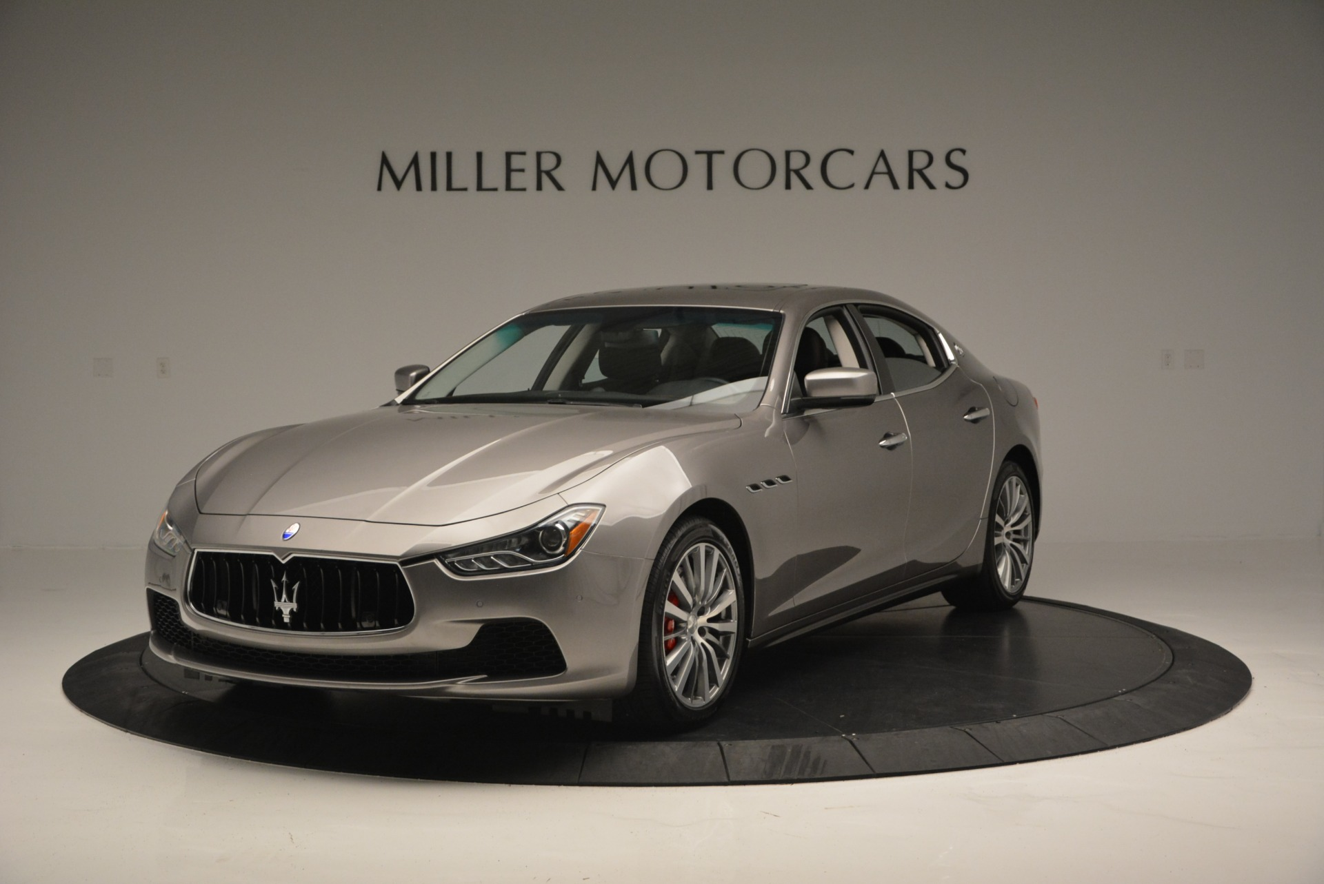 Used 2016 Maserati Ghibli S Q4  EX- LOANER for sale Sold at McLaren Greenwich in Greenwich CT 06830 1