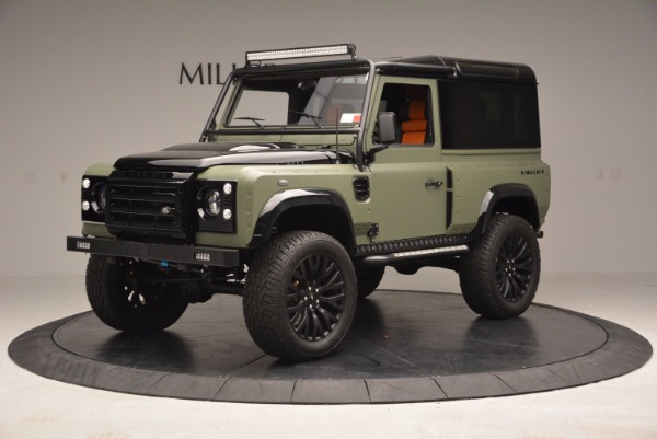 Used 1997 Land Rover Defender 90 for sale Sold at McLaren Greenwich in Greenwich CT 06830 2
