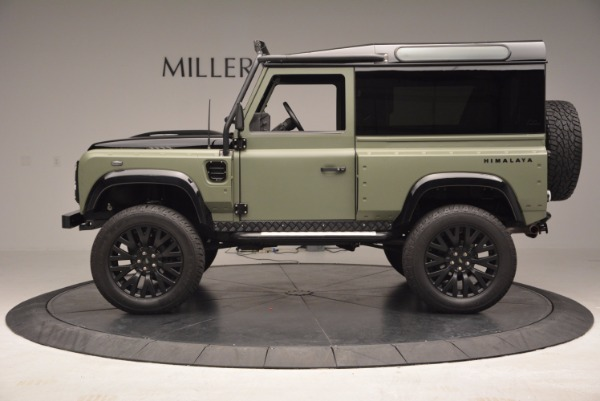 Used 1997 Land Rover Defender 90 for sale Sold at McLaren Greenwich in Greenwich CT 06830 3