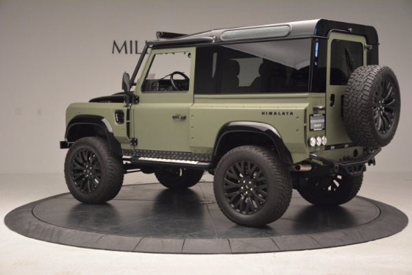 Used 1997 Land Rover Defender 90 for sale Sold at McLaren Greenwich in Greenwich CT 06830 4