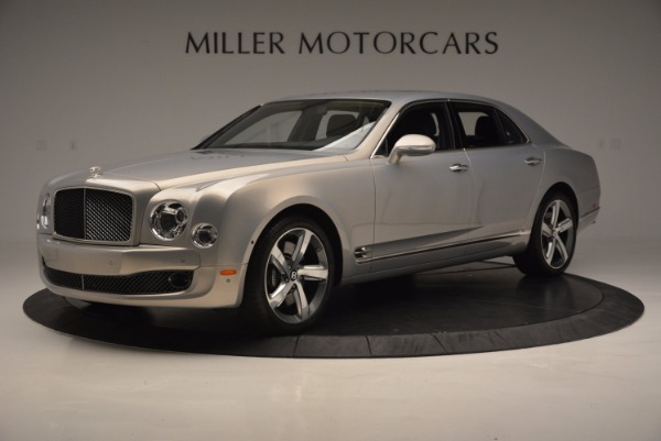 Used 2016 Bentley Mulsanne Speed for sale Sold at McLaren Greenwich in Greenwich CT 06830 2