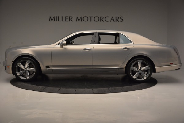 Used 2016 Bentley Mulsanne Speed for sale Sold at McLaren Greenwich in Greenwich CT 06830 3