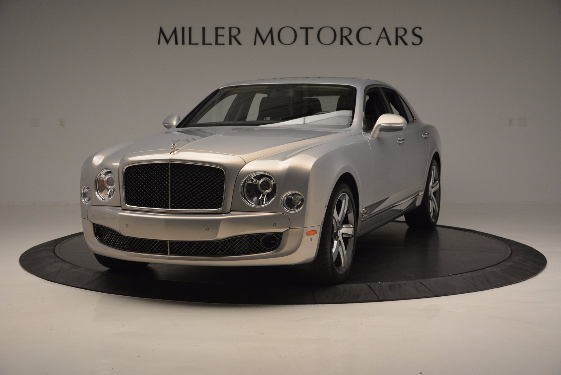 Used 2016 Bentley Mulsanne Speed for sale Sold at McLaren Greenwich in Greenwich CT 06830 1