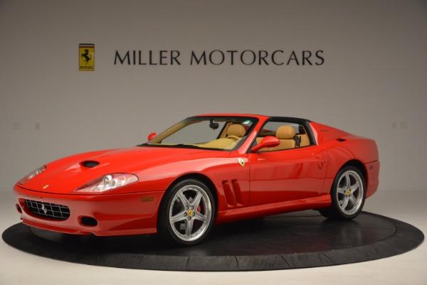 Used 2005 Ferrari Superamerica 6-Speed Manual for sale Sold at McLaren Greenwich in Greenwich CT 06830 2