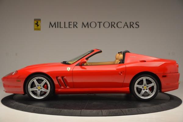 Used 2005 Ferrari Superamerica 6-Speed Manual for sale Sold at McLaren Greenwich in Greenwich CT 06830 3