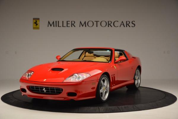Used 2005 Ferrari Superamerica 6-Speed Manual for sale Sold at McLaren Greenwich in Greenwich CT 06830 1