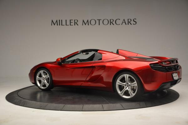 Used 2013 McLaren 12C Spider for sale Sold at McLaren Greenwich in Greenwich CT 06830 4