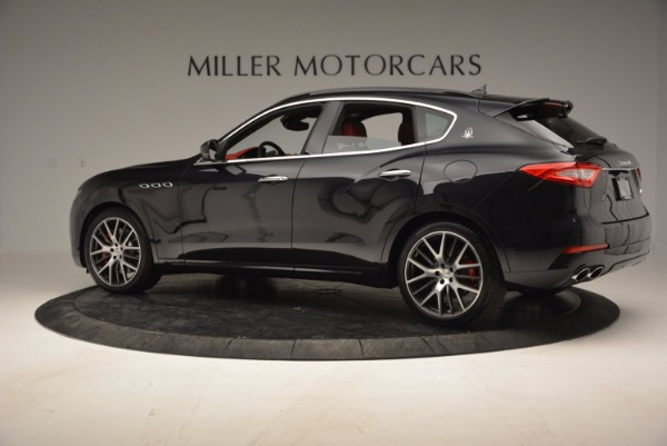 Used 2017 Maserati Levante S Q4 for sale Sold at McLaren Greenwich in Greenwich CT 06830 4