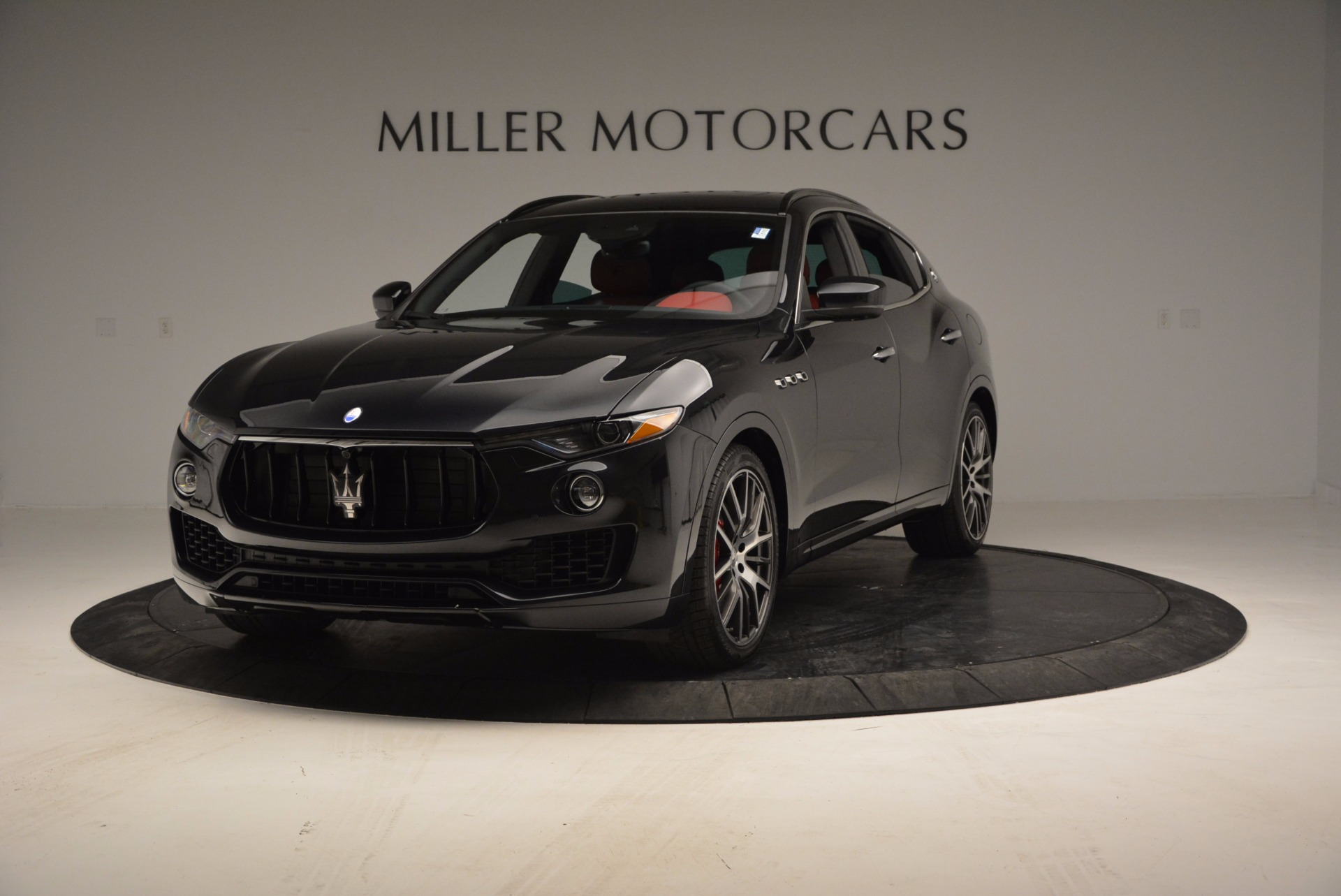 Used 2017 Maserati Levante S Q4 for sale Sold at McLaren Greenwich in Greenwich CT 06830 1