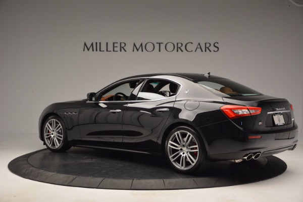 Used 2017 Maserati Ghibli S Q4 for sale Sold at McLaren Greenwich in Greenwich CT 06830 4