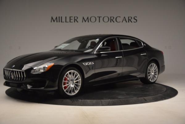 New 2017 Maserati Quattroporte S Q4 GranSport for sale Sold at McLaren Greenwich in Greenwich CT 06830 2