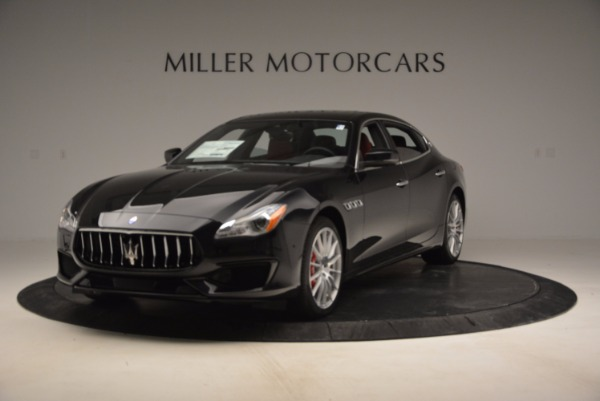 New 2017 Maserati Quattroporte S Q4 GranSport for sale Sold at McLaren Greenwich in Greenwich CT 06830 1