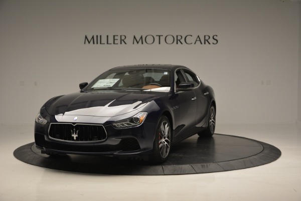 Used 2017 Maserati Ghibli S Q4 for sale $46,900 at McLaren Greenwich in Greenwich CT 06830 1