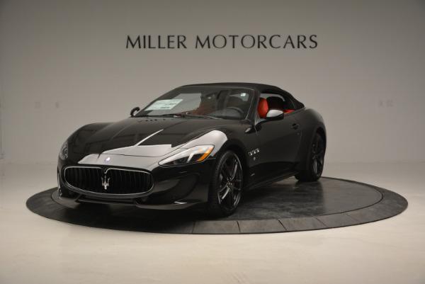 New 2017 Maserati GranTurismo Cab Sport for sale Sold at McLaren Greenwich in Greenwich CT 06830 2