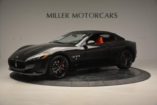 New 2017 Maserati GranTurismo Cab Sport for sale Sold at McLaren Greenwich in Greenwich CT 06830 4