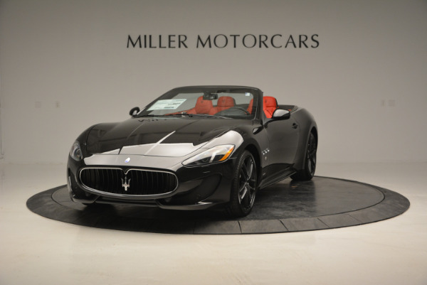 New 2017 Maserati GranTurismo Cab Sport for sale Sold at McLaren Greenwich in Greenwich CT 06830 1