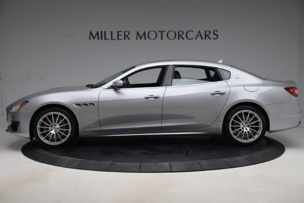 Used 2017 Maserati Quattroporte S Q4 GranSport for sale $57,900 at McLaren Greenwich in Greenwich CT 06830 3