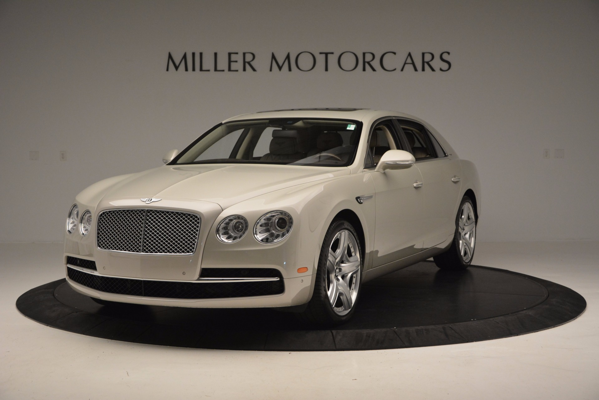 Used 2015 Bentley Flying Spur W12 for sale Sold at McLaren Greenwich in Greenwich CT 06830 1