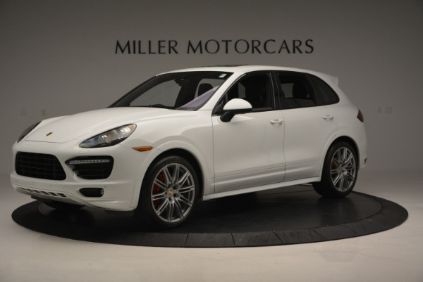 Used 2014 Porsche Cayenne GTS for sale Sold at McLaren Greenwich in Greenwich CT 06830 2