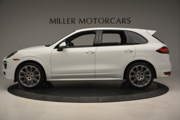Used 2014 Porsche Cayenne GTS for sale Sold at McLaren Greenwich in Greenwich CT 06830 3