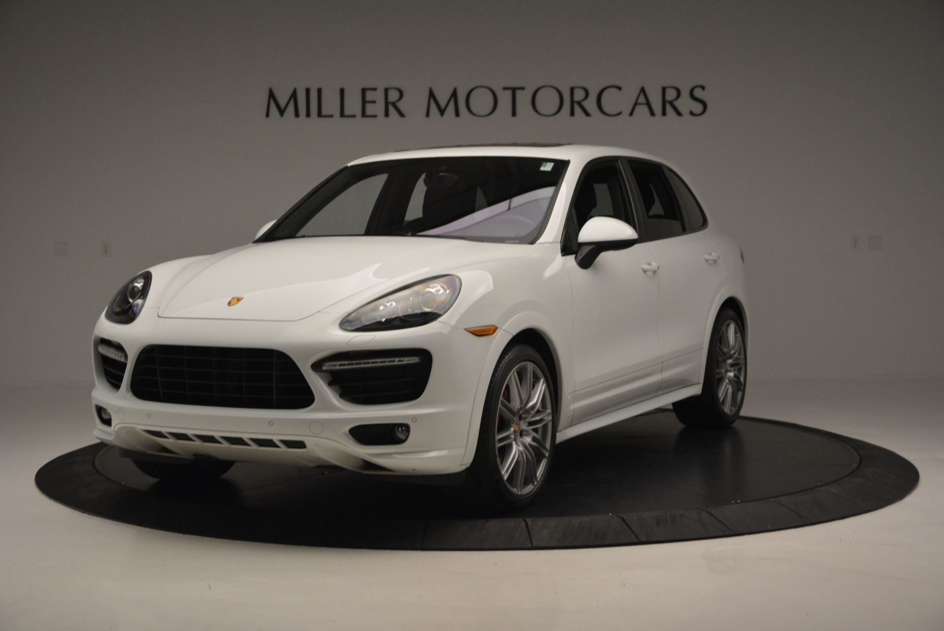 Used 2014 Porsche Cayenne GTS for sale Sold at McLaren Greenwich in Greenwich CT 06830 1