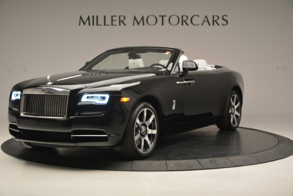 New 2017 Rolls-Royce Dawn for sale Sold at McLaren Greenwich in Greenwich CT 06830 2