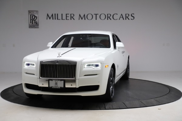 Used 2017 Rolls-Royce Ghost for sale $209,900 at McLaren Greenwich in Greenwich CT 06830 2