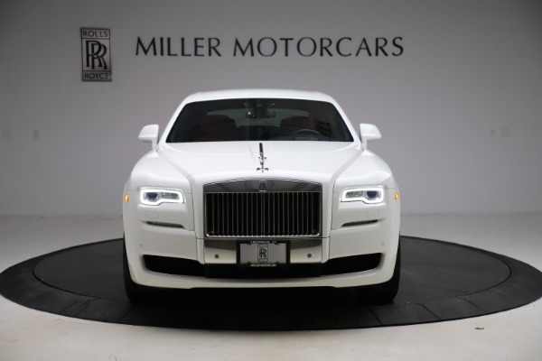Used 2017 Rolls-Royce Ghost for sale $209,900 at McLaren Greenwich in Greenwich CT 06830 3