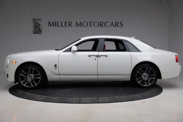 Used 2017 Rolls-Royce Ghost for sale $209,900 at McLaren Greenwich in Greenwich CT 06830 4