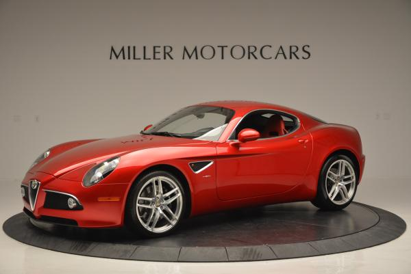 Used 2008 Alfa Romeo 8C for sale Sold at McLaren Greenwich in Greenwich CT 06830 2