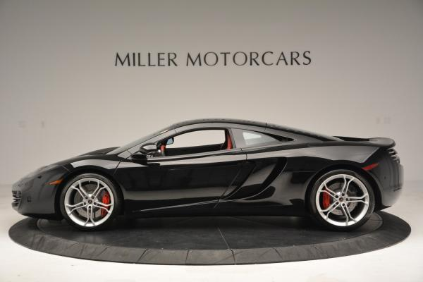 Used 2012 McLaren MP4-12C Coupe for sale Sold at McLaren Greenwich in Greenwich CT 06830 3