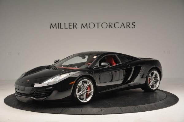 Used 2012 McLaren MP4-12C Coupe for sale Sold at McLaren Greenwich in Greenwich CT 06830 1