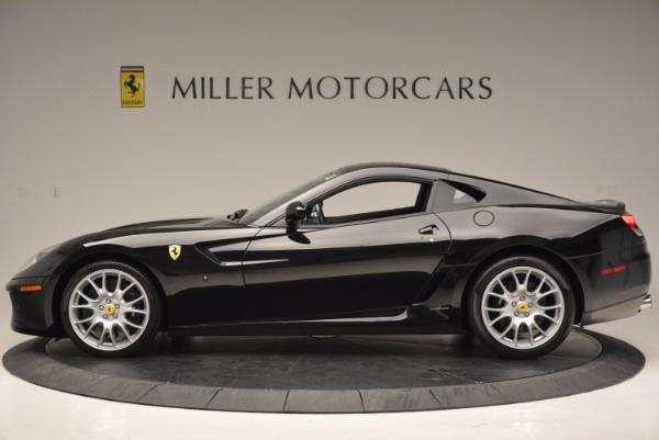 Used 2008 Ferrari 599 GTB Fiorano for sale Sold at McLaren Greenwich in Greenwich CT 06830 3