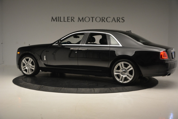 Used 2016 Rolls-Royce Ghost Series II for sale Sold at McLaren Greenwich in Greenwich CT 06830 4
