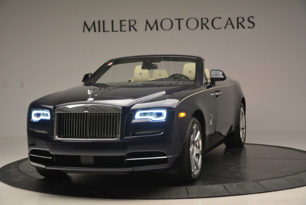 New 2016 Rolls-Royce Dawn for sale Sold at McLaren Greenwich in Greenwich CT 06830 2