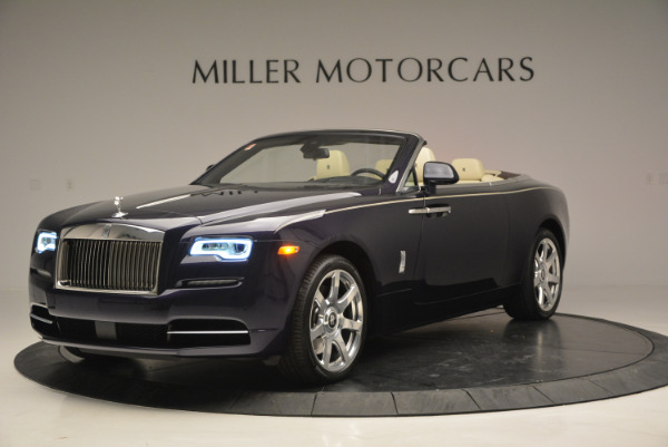 New 2016 Rolls-Royce Dawn for sale Sold at McLaren Greenwich in Greenwich CT 06830 3