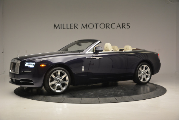 New 2016 Rolls-Royce Dawn for sale Sold at McLaren Greenwich in Greenwich CT 06830 4