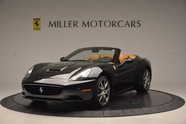 Used 2010 Ferrari California for sale Sold at McLaren Greenwich in Greenwich CT 06830 1