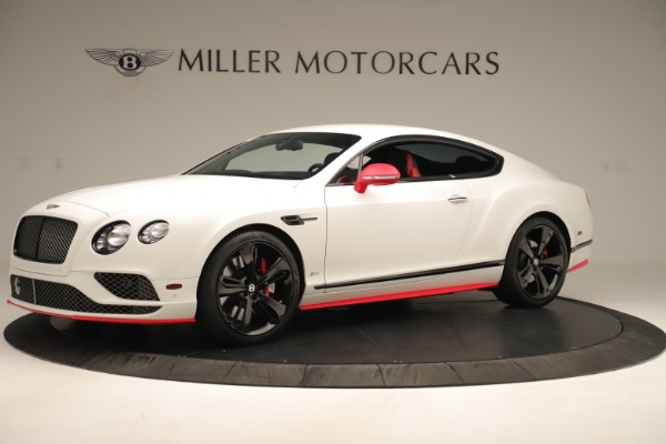 Used 2017 Bentley Continental GT Speed for sale Sold at McLaren Greenwich in Greenwich CT 06830 2