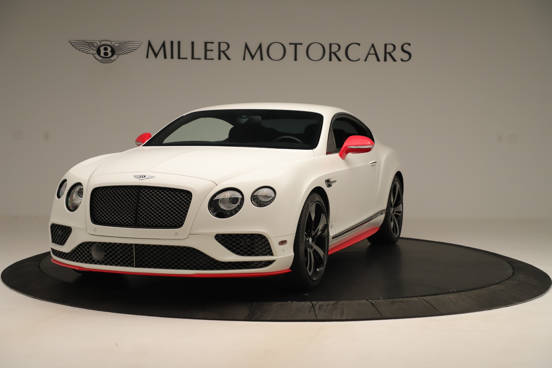 Used 2017 Bentley Continental GT Speed for sale Sold at McLaren Greenwich in Greenwich CT 06830 1