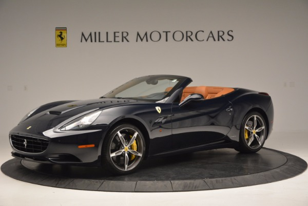 Used 2013 Ferrari California 30 for sale Sold at McLaren Greenwich in Greenwich CT 06830 2
